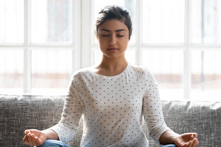 Comment méditer pour couper le mental