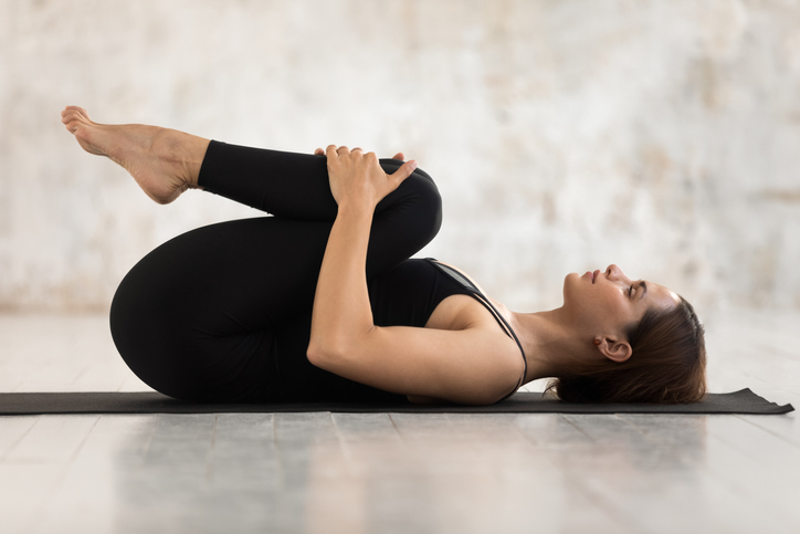 Déblocage du nerf sciatique grâce au Yoga